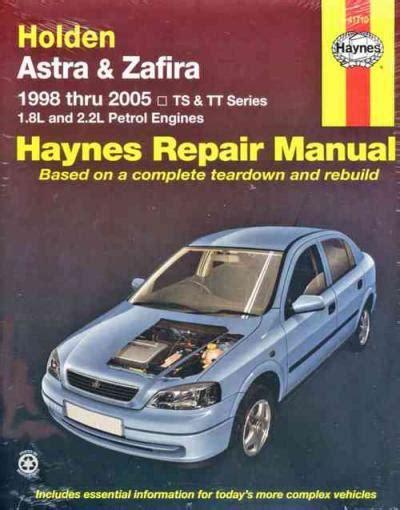 Astra Ts Service Manual