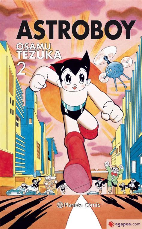 Astro Boy No 02 07 Biblioteca Tezuka