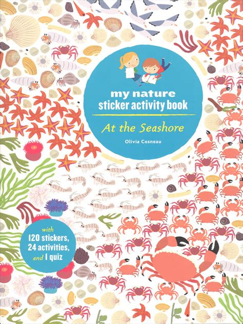 At The Seashore My Nature Sticker Activity Book