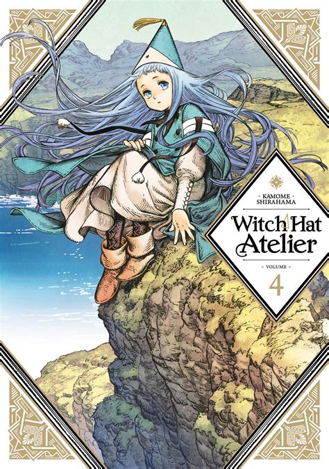 Atelier Of Witch Hat Vol 4