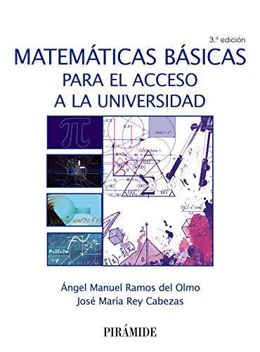 Atematicas Basicas A El Acceso A La Universidad Ciencia Y Tecnica