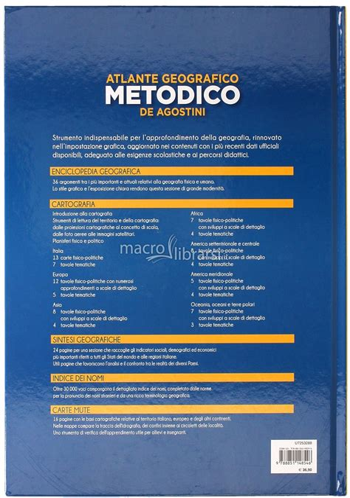 Atlante Geografico Metodico 2017 2018