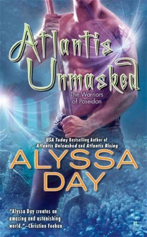 Atlantis Unmasked Warriors Of Poseidon 4 Alyssa Day