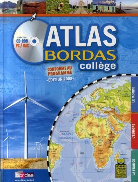 Atlas Bordas College 1cd Audio