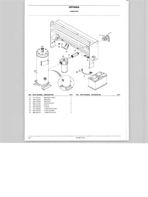 Atlas Copco Xas 67 Workshop Manual