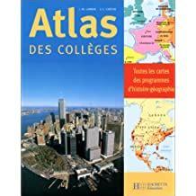 Atlas des collèges