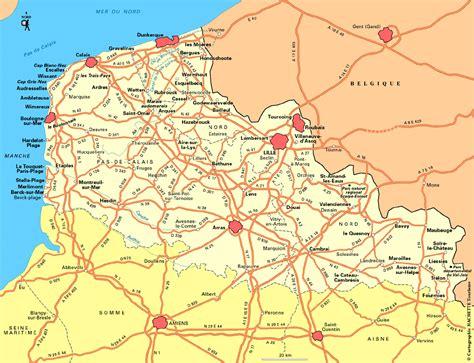 Atlas routiers : Nord-Pas-de-Calais, N°20611