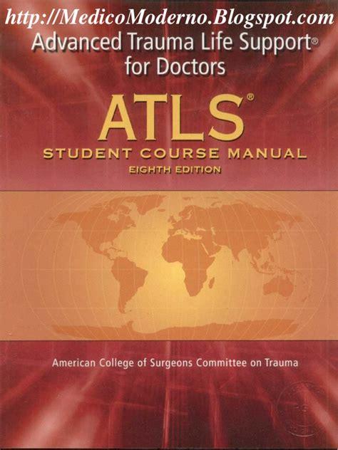 Atls Student Course Manual 8th