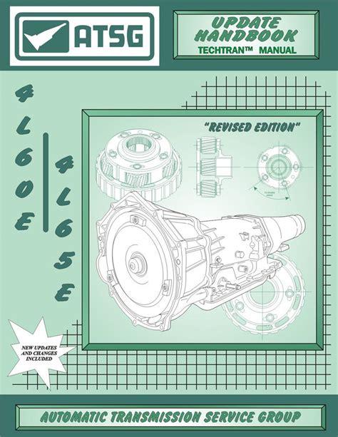 Atsg 4l60e Update Manual