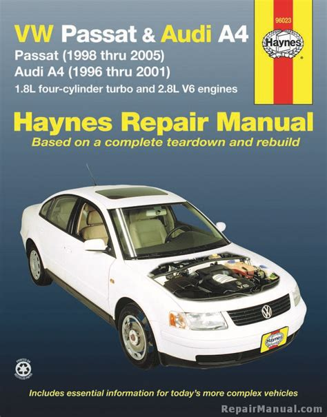 Audi A4 2005 Owners Manual