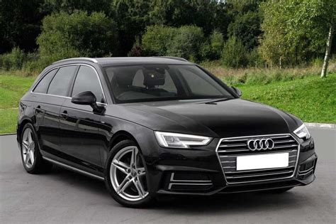 Audi A4 Avant 2016 Manual