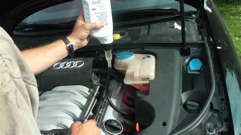 Audi B6 Manual Transmission Fluid Change