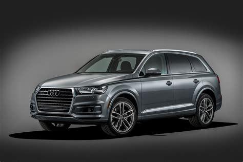 Audi Q 7 2017 Manual