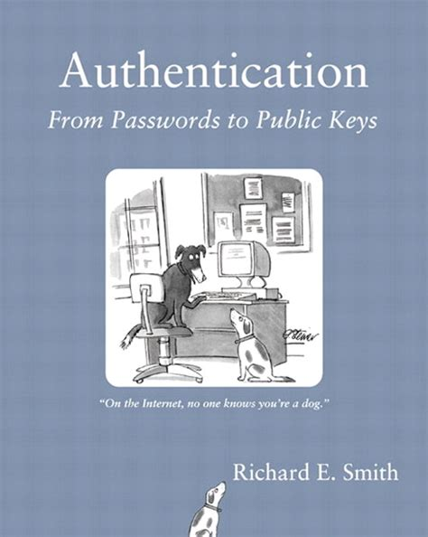 Authentication From Passwords To Public Keys