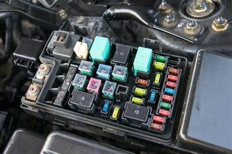 Auto Electric Fuse Box