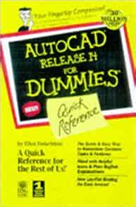 AutoCAD 14 for Dummies Quick Reference