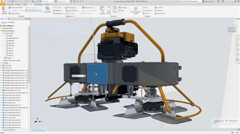 Autodesk Inventor 2017 Free Download Full Version