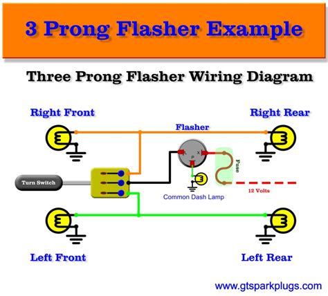 Automotive Flasher Wiring Diagram