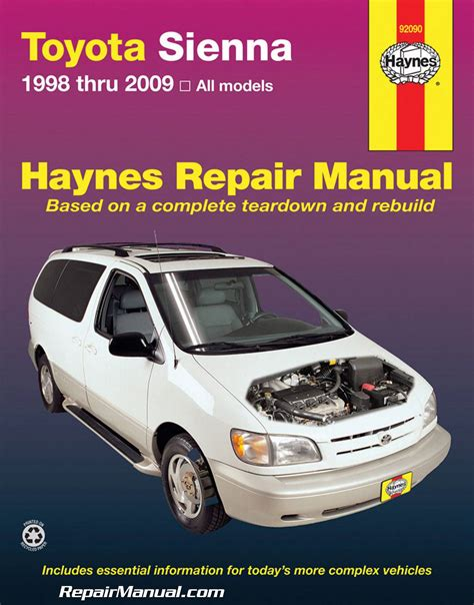 Automotive Repair Manual 2009 Haynes