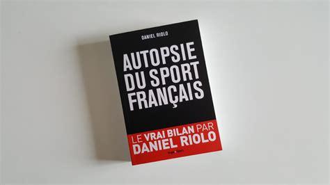 Autopsie Du Sport Francais