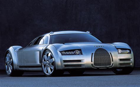 Autos prototipo / Concept Cars