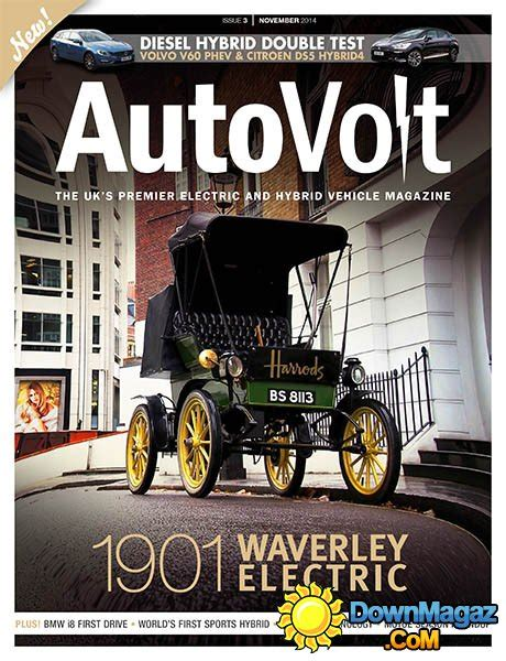 Autovolt Nov Dec 2014 The Electric And Hybrid Vehicle Magazine Volume 3