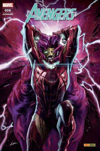 Avengers Fresh Start No8