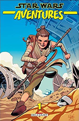 Aventures tome 1 (2018)