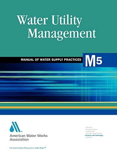 Awwa Rate Study Manual Of Practice