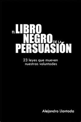 B00G8WC77I El Libro Negro De La Persuasion Caminos No 1