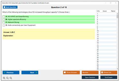 BL0-100 Practice Tests