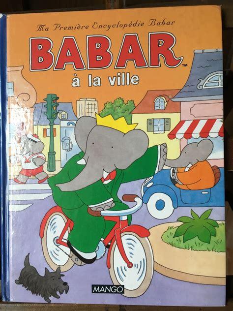 Babar A La Ville 032897