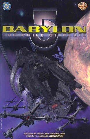 Babylon 5 The Price Of Peace Dc Comics Graphic Novel By J Michael Straczynski 1998 Paperback