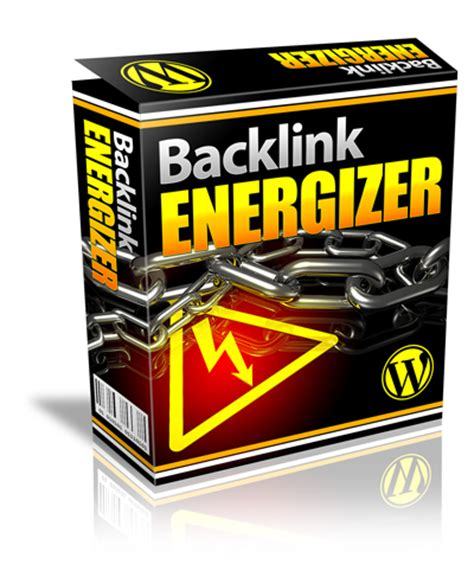 Backlink Energizer
