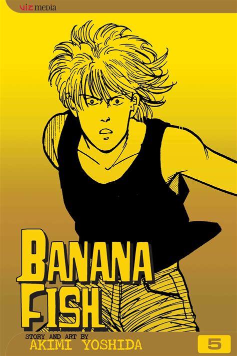 Banana Fish Vol 5