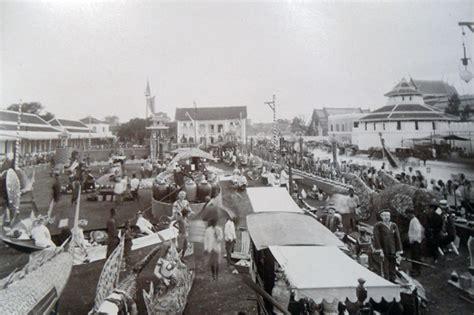 Bangkok on 1892