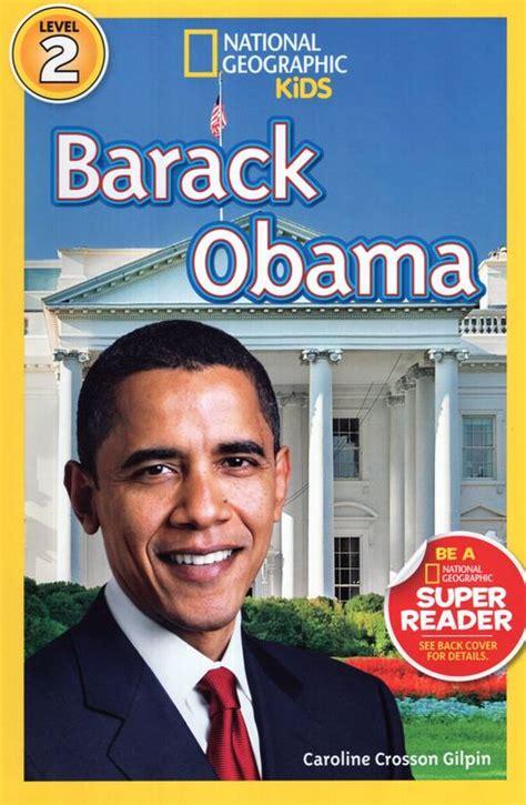 Barack Obama (National Geographic Kids: Level 2)