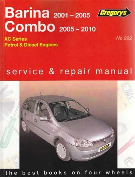 Barina Xc Workshop Manual Online