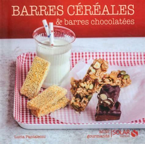 Barres Aux Cereales Et Barres Chocolatees Mini Gourmands