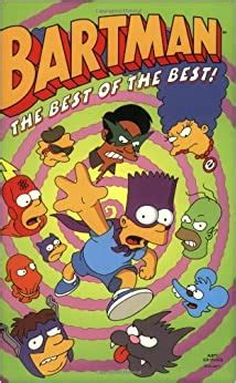 Bartman The Best Of The Best Simpsons Comics Compilations