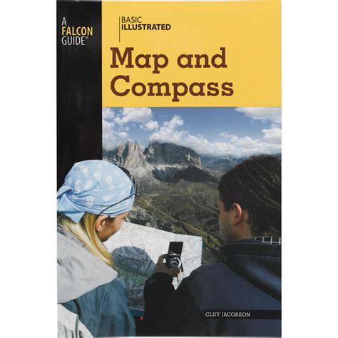 Basic Illustrated Map and Compass (Basic Illustrated) (Basic Illustrated) (Basic Illustrated Series)
