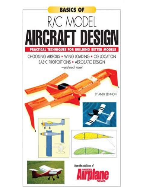 Basics Of Model Aircraft Design