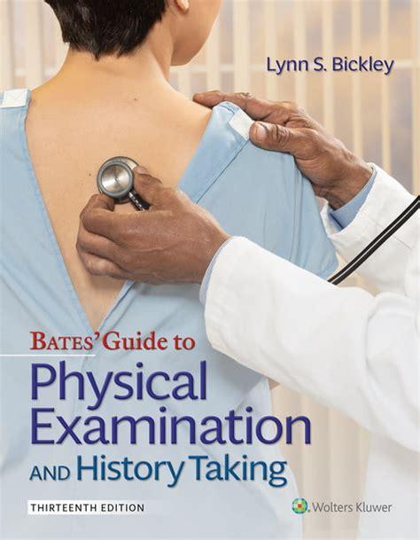 Bates Clinical Examination Manual