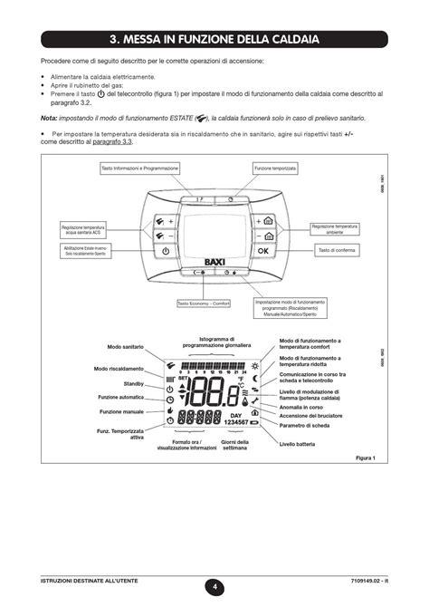 Baxi Luna Max Manual
