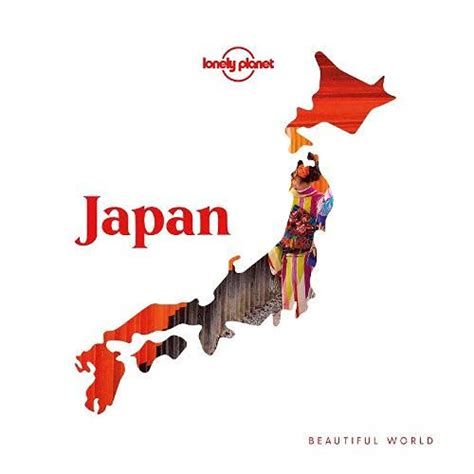 Beautiful World Japan Lonely Planet Idioma Ingles