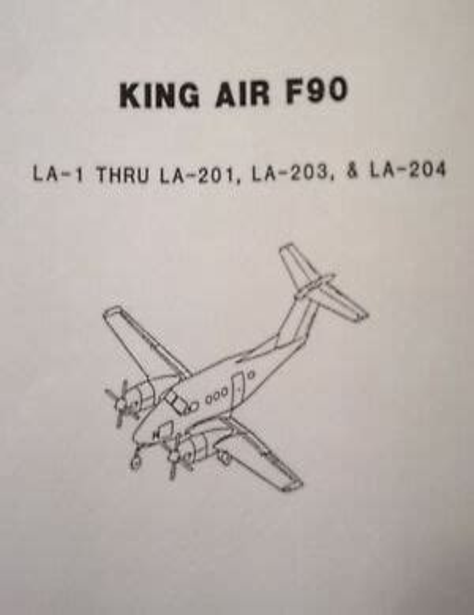 Beechcraft King Air Training Manual