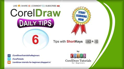 Beginners Guide For Corel Draw 11