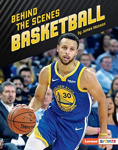 Behind The Scenes Basketball Inside The Sport Lerner Sports English Edition