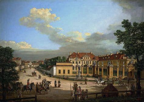 Bellotto Un Peintre Venitien A Varsovie Ed Ital