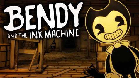 Bendy and the Ink Machine — Chapter Two: The Old Song